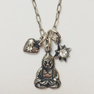 Catherine Popesco Buddha necklace